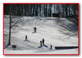 Fish Creek Ski & Sledding Hill